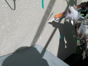 藤森邸外壁補修2