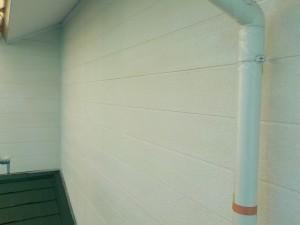 大竹邸壁下塗り